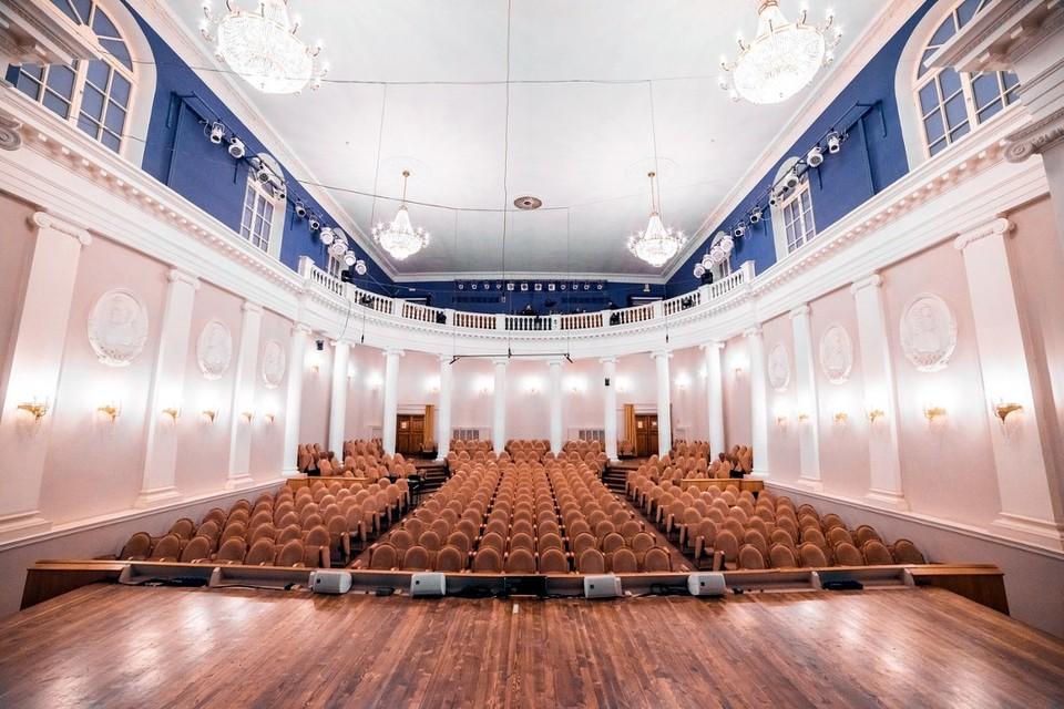 Тверская академическая филармония в ближайшие дни приглашает любителей музыки сразу на три концерта. Фото: Тверская филармония.