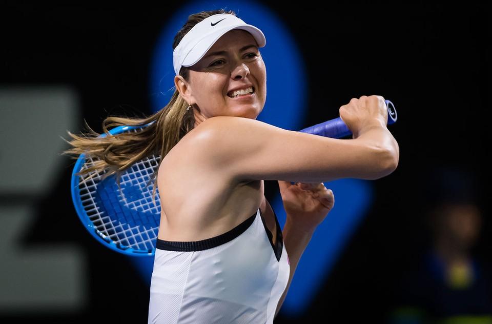 Мария Шарапова объявила об уходе из большого спорта в феврале 2020 г.