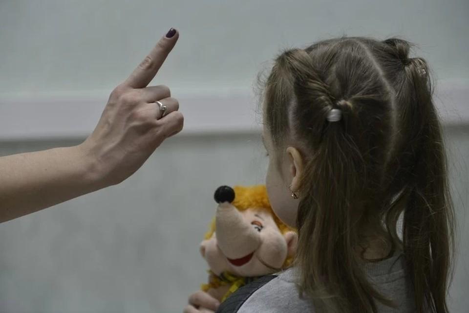 Дети все чаще становятся жертвами насилия