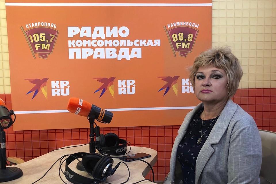 Заведующая клинико-диагностической лабораторией СККБ Лариса Ивченко