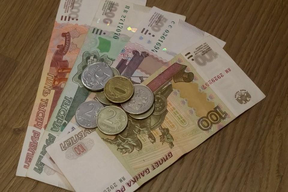 Подозреваемый выхватил банкноты и убежал