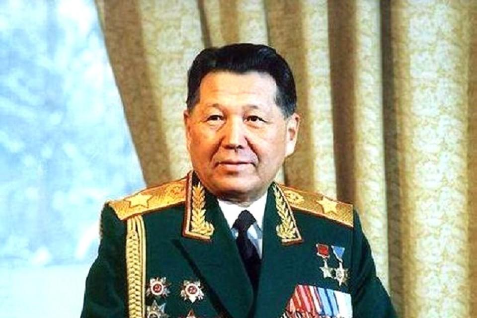 Сагадат Кожахметович Нурмагамбетов.