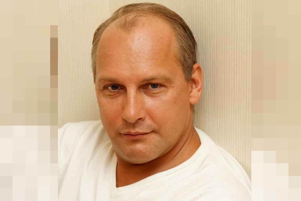 Писатель Дмитрий Стародубцев.
