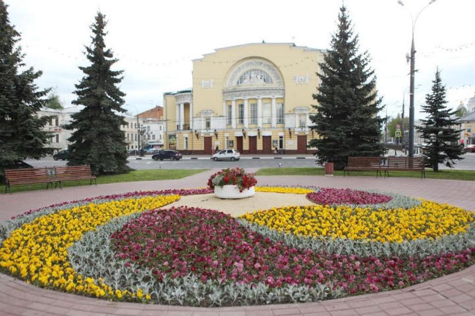Сегодня, 16 октября, театр имени Федора Волкова в Ярославле открывает новый 271-й сезон