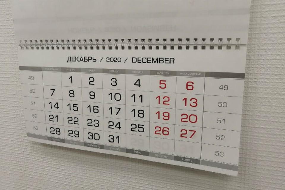 Всего в 2021 году россиян ждут семь длинных выходных