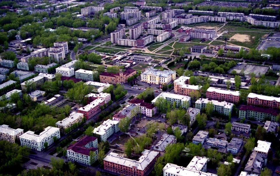 """""""Закрытый"""" город Томской области зовет к себе инвесторов и бизнесменов"""