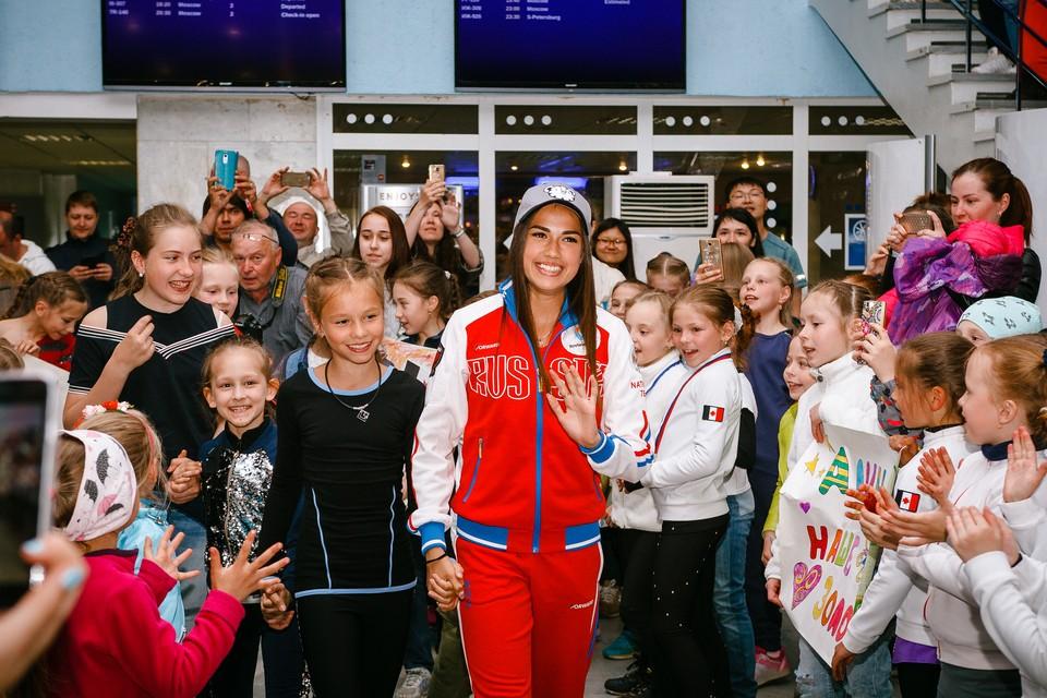 Фигуристка из Удмуртии Алина Загитова может получить звание самой популярной спортсменки
