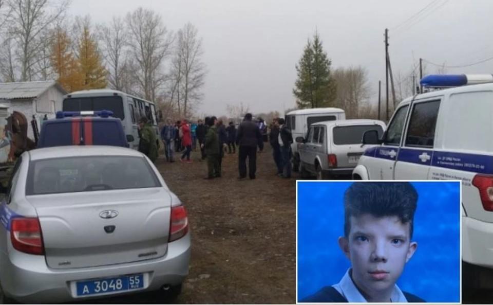 Виталия Некрасова искали больше двух месяцев в двух областях Омской и Новосибирской.