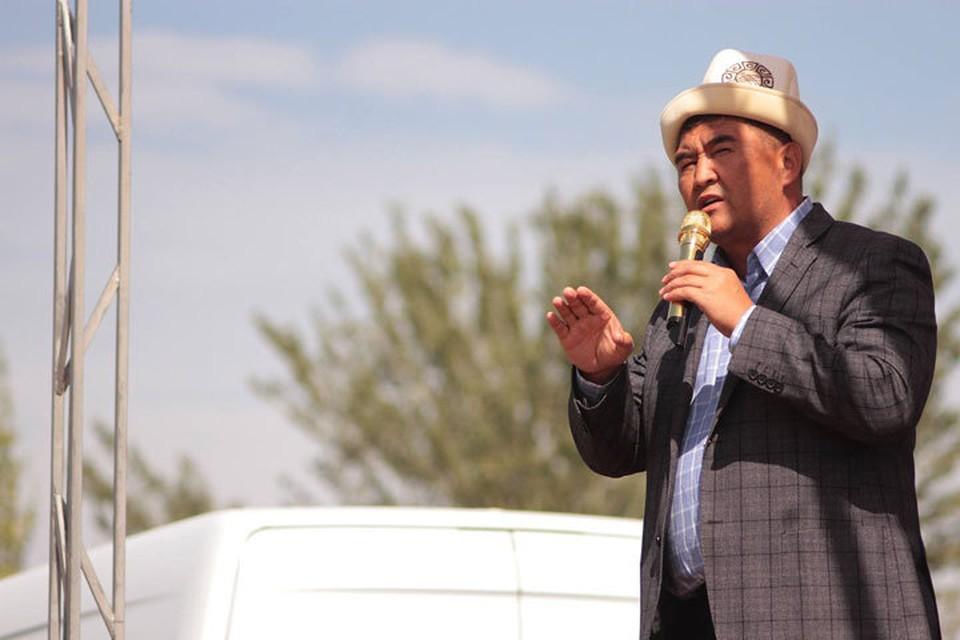 Новым главой ГКНБ стал депутат двух созывов и лидер партии «Мекенчил» Камчыбек Ташиев.