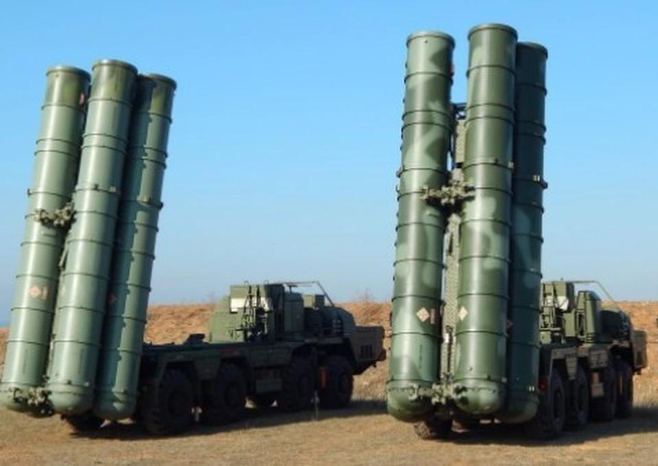 Турция провела успешные испытания российских С-400