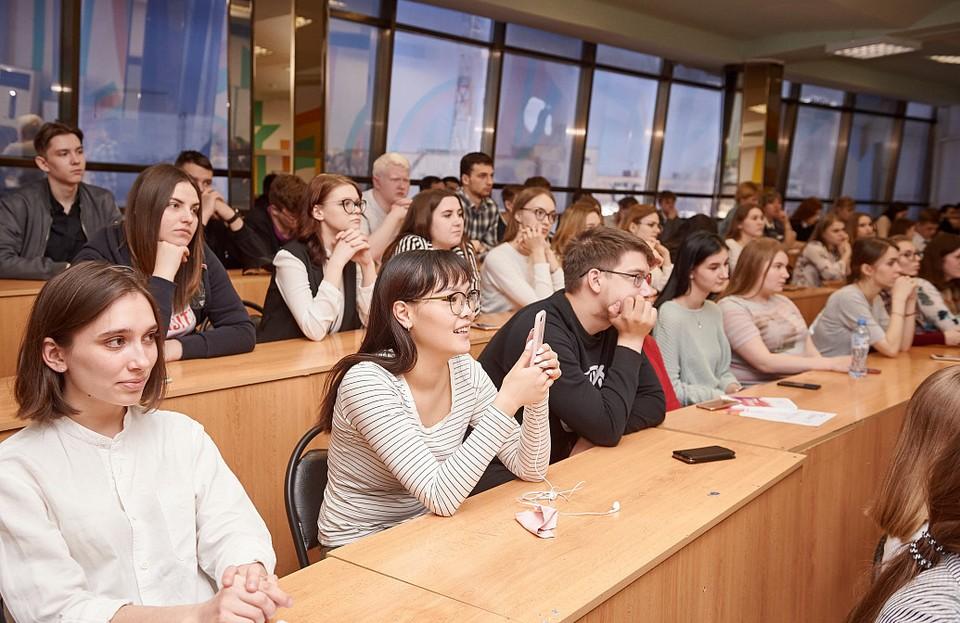 Студенты ТюмГУ перешли на дистанционку. Фото - utmn.ru.
