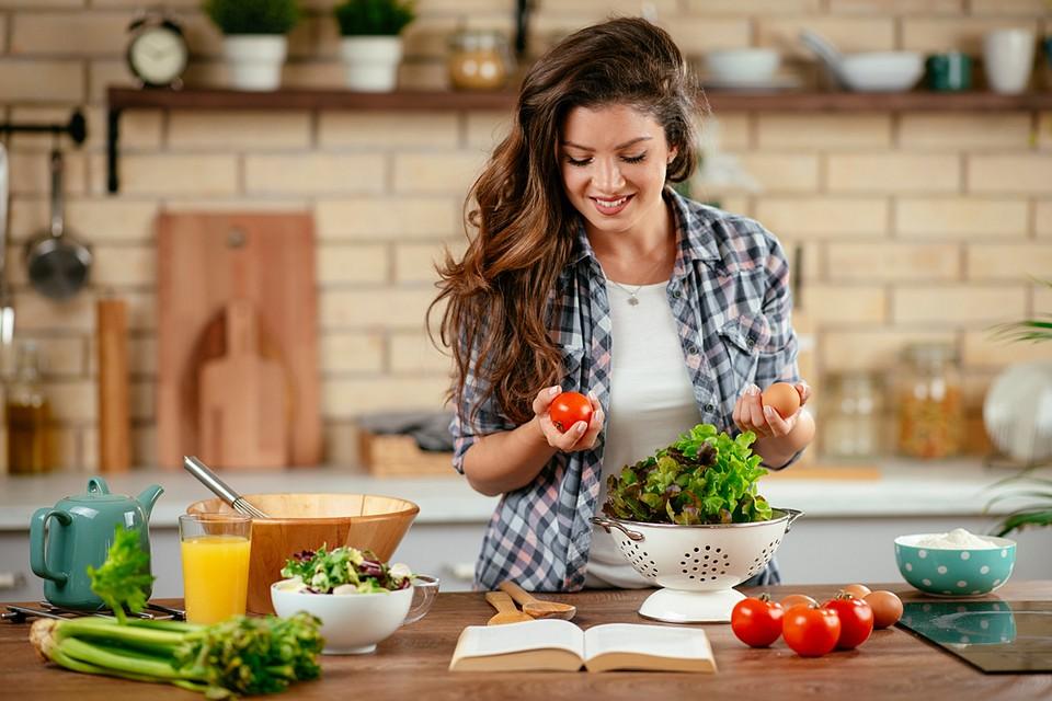 Здоровое питание это путь к активному долголетию