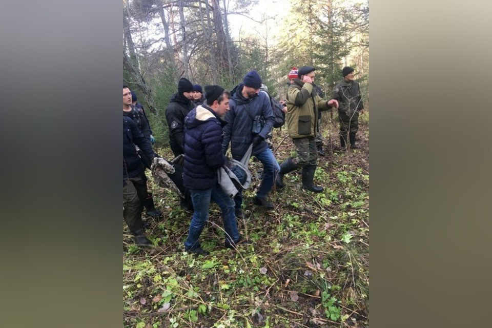 Поиски пропавшей в лесу 14-летней школьницы прекращены. ФОТО: пресс-служба ГУ МВД России по Кемеровской области.