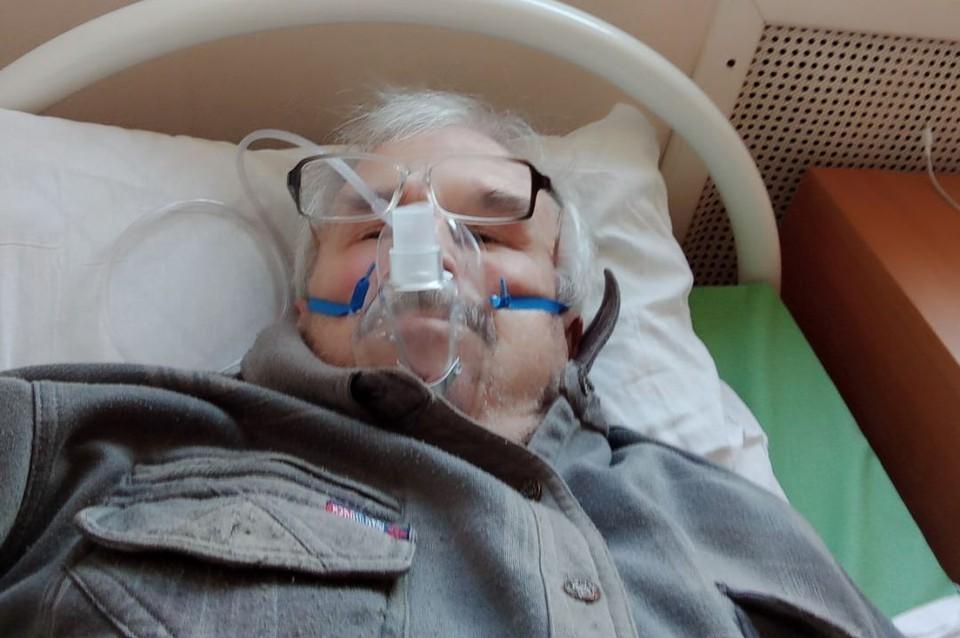 2 октября Валерия Гилева госпитализировали