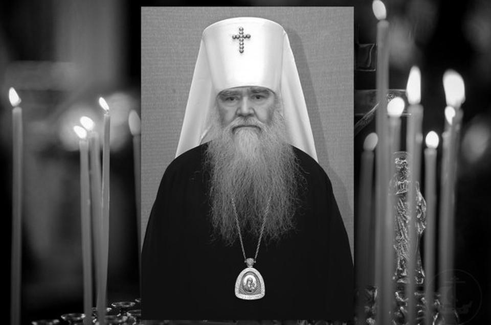 В Луганске после продолжительной болезни ушел из жизни митрополит Иоанникий. Фото: Луганская епархия