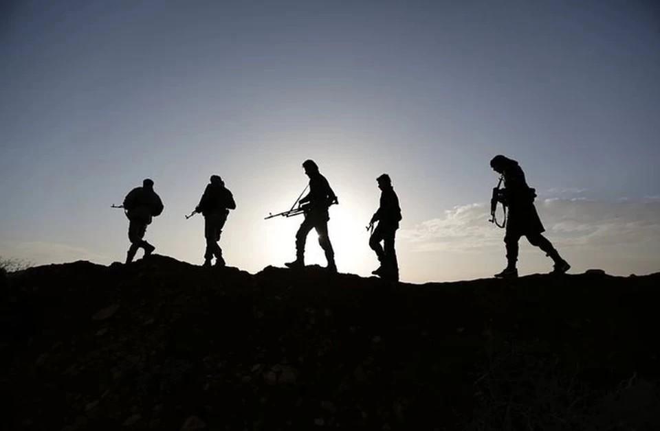 В Киргизии задержали связанных с террористами из Сирии боевиков