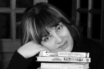 В Доме книги пройдет встреча с писателем Еленой Колиной