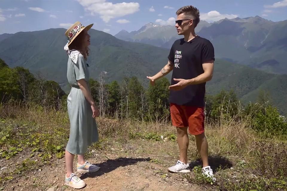 Монеточка рассказала видеоблогу «Вдудь» много интересного