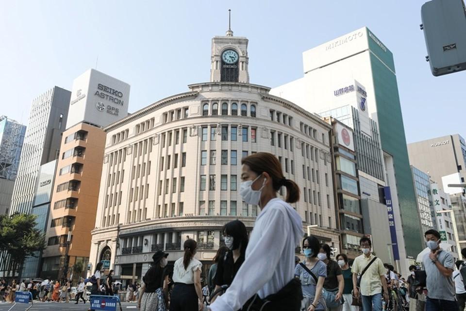В Токио возобновил работу российский визовый центр