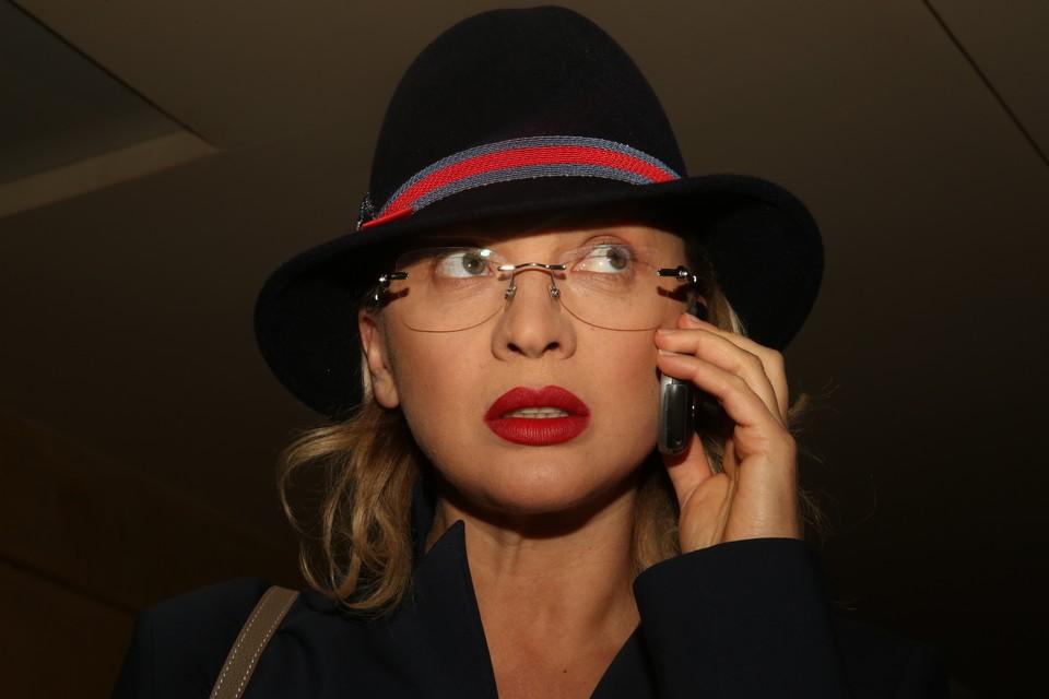 Актриса Ольга Дроздова опровергла информацию о своей госпитализации