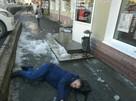 «Заново учился ходить». В Перми за падение глыбы льда на прохожего осудили председателя ТСЖ