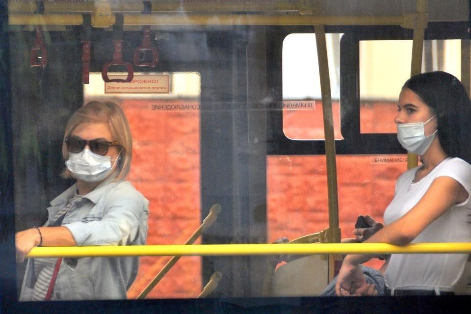 Теперь пассажиров без защитной маски могут ждать штрафы около 5 тысяч рублей