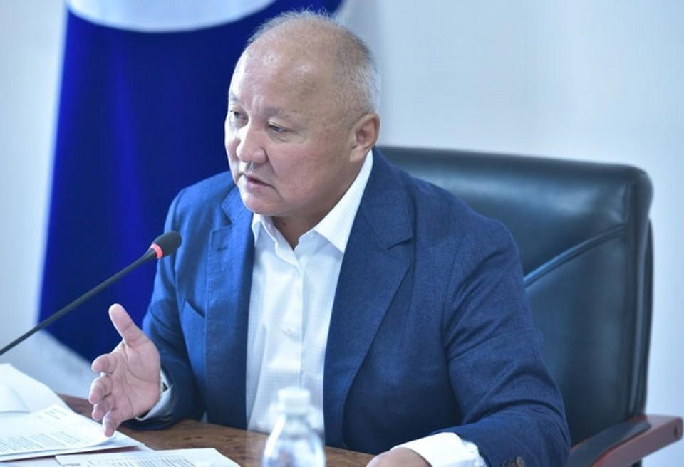 Над предложением возглавить муниципалитет Нариман Тюлеев думал не один день и, в конце концов, согласился.