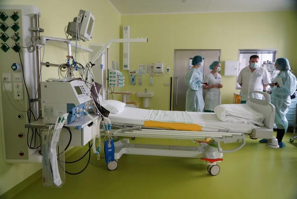 За сутки пневмонию выявили у 193 жителей, из них 83 – госпитализировали