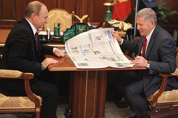 «Комсомольская правда» вошла в число самых востребованных СМИ