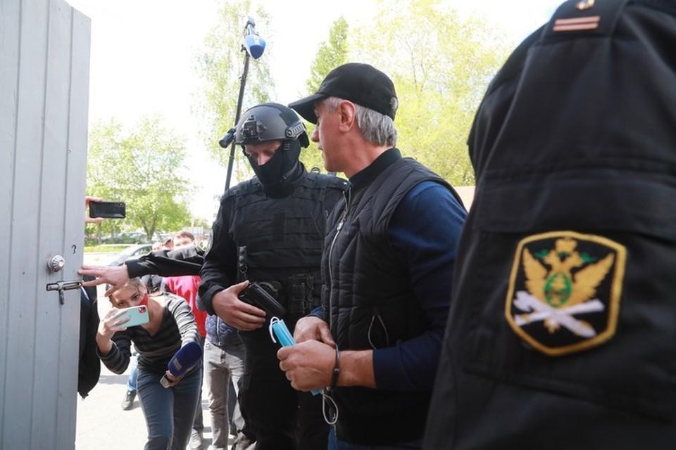 Анатолия Быкова задержали 7 мая