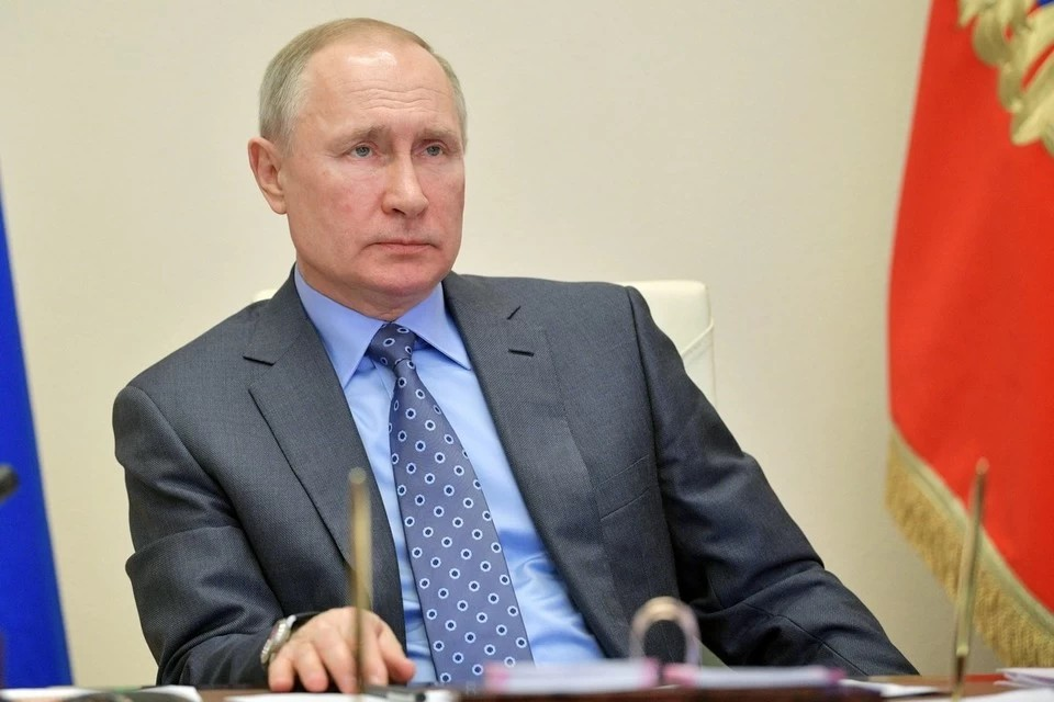 Путин заявил, что в Карабахе погибли почти пять тысяч человек