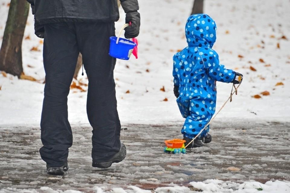 На выходных в Кузбасс заглянет зима