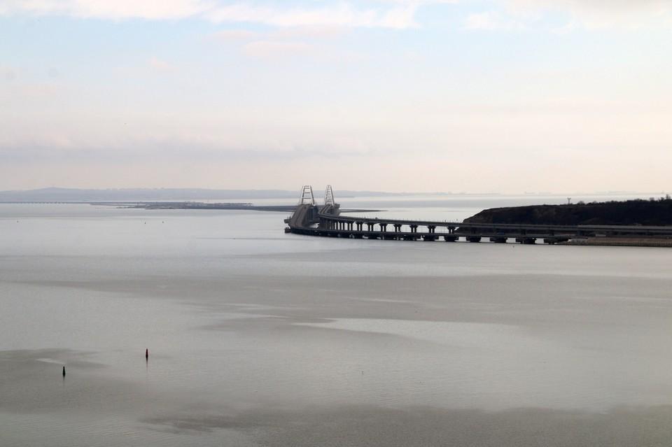 В Азовском море терпит бедствие российский танкер