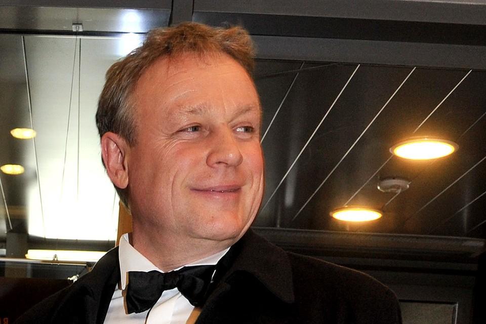 Актер Сергей Жигунов