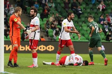 Арбитр оценил спорные судейские решения в матче Спартак-Краснодар: «Если бы всё было последовательно, тогда такой реакции бы не было»