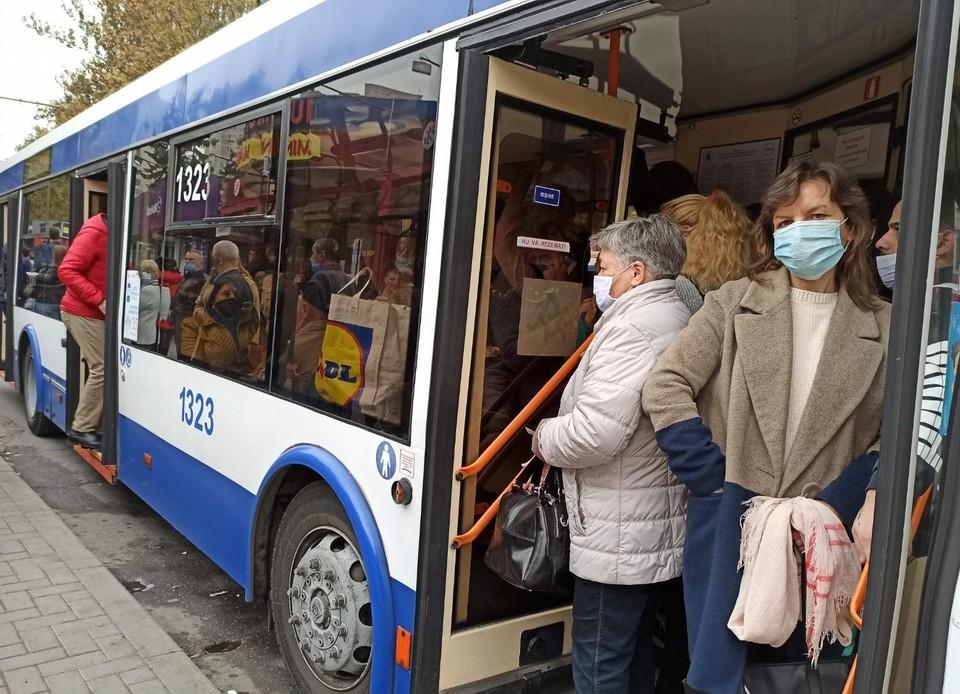 """В Кишиневе снова """"Красный код"""" из-за коронавируса: Какие правила надо соблюдать, чтобы не быть оштрафованным"""