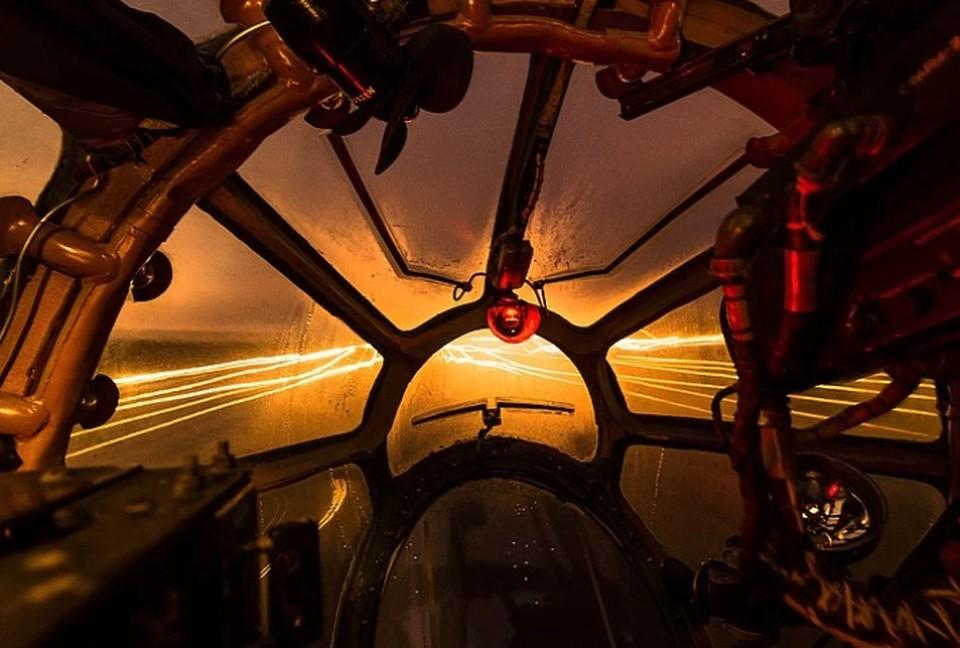 Российские Су-27 перехватили американский и немецкий самолеты над Баренцевым морем