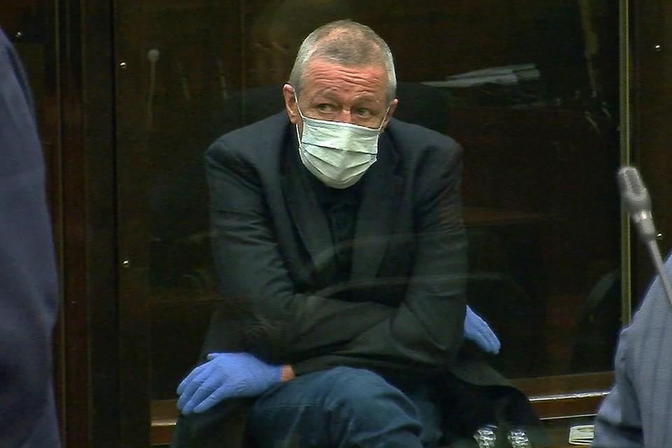 Сегодня Михаила Ефремова в СИЗО навестили его адвокаты. Фото: Пресс-служба Мосгорсуда/ТАСС