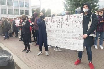 Протесты в Белоруссии, последние новости на 27 октября 2020 года: что сейчас происходит в Республике