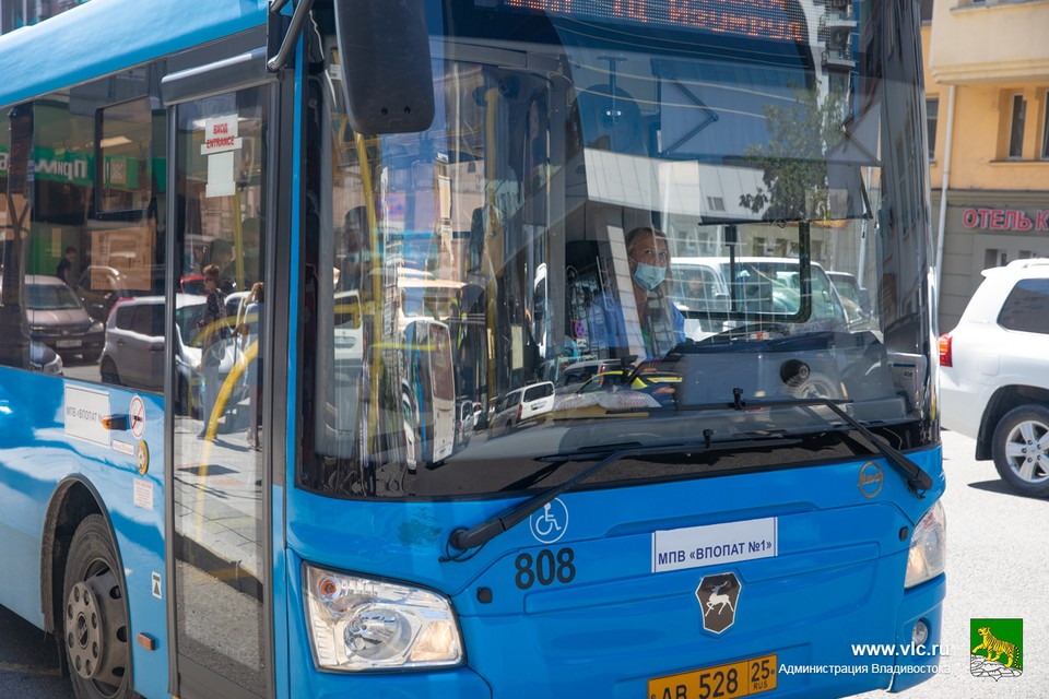 Перевод пассажирского транспорта Владивостока на новую маршрутную сеть начался в 2019 году