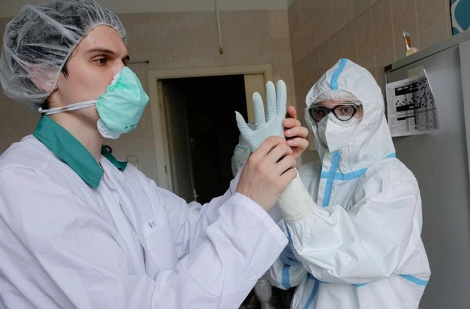 Оперштаб Тюменской области сообщил еще о двух жертвах коронавирусной инфекции.