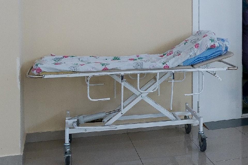 Еще 47 пациентов умерли от коронавируса в Петербурге.