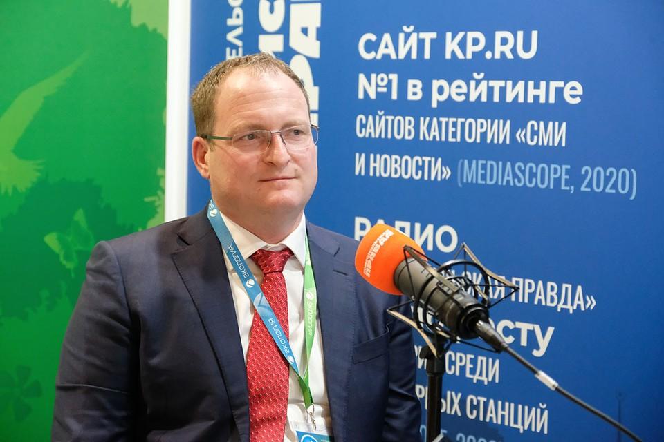 Гендиректор Группы «ВИС» рассказал о проекте создания мусоросортировочных комплексов в Новосибирской области