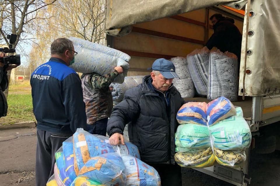 Тутаевский COVID-госпиталь получил «гуманитарные» подушки и одеяла