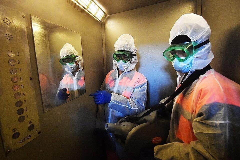 За сутки коронавирусом заболело 190 человек