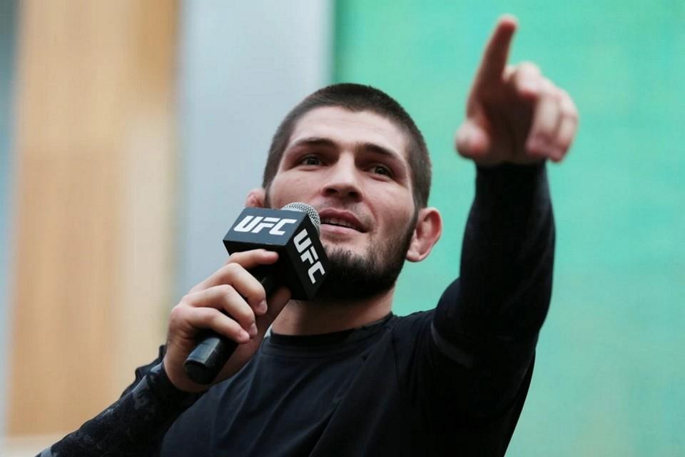 Тренер выбрал наследника легендарного чемпиона Хабиба Нурмагомедова