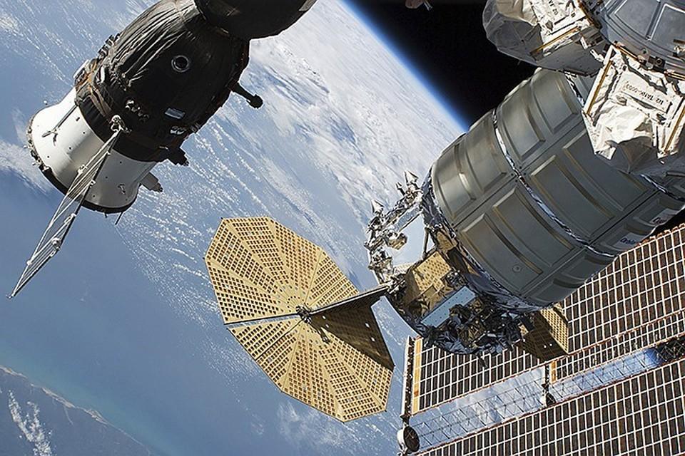 Космонавт рассказал об утечке воздуха на МКС