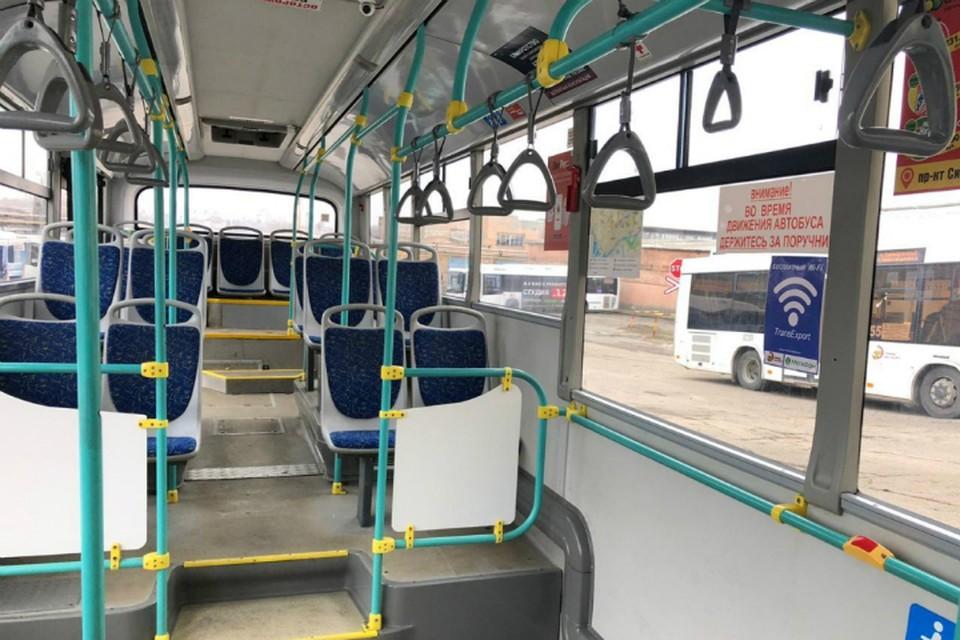 В Ростове снова поменяли маршрут автобуса №90