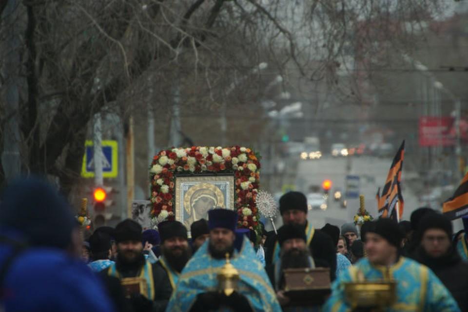 В этом году верующие не пойдут крестный ход в честь праздника Казанской иконы Пресвятой Богородицы
