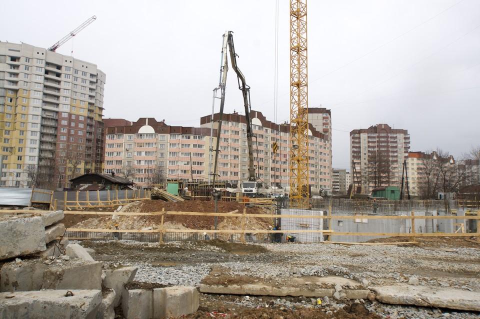 Мину нашли во время подготовки площадки к строительству дома